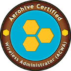 Aerohive Certified Wireless Administrator certificaat