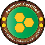 Aerohive Certified Wireless Professional certificaat