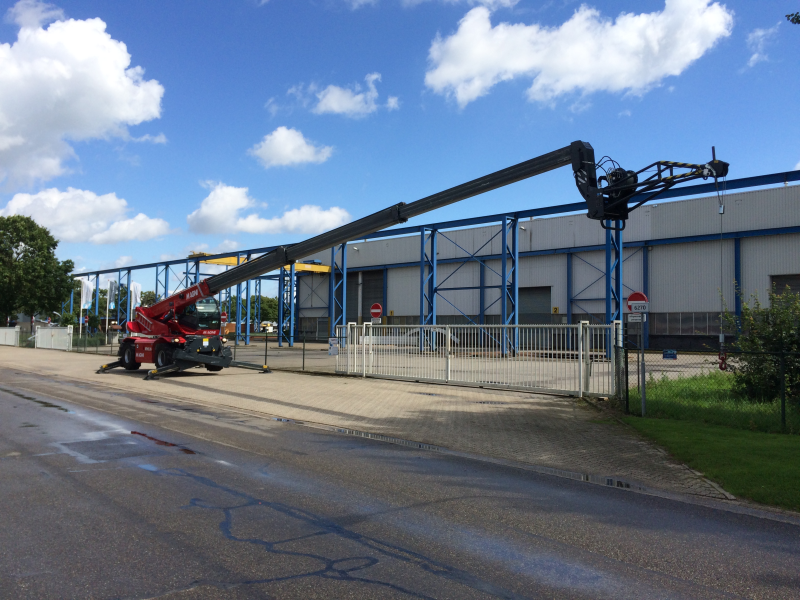 Jacobs Roof systems and Eco Care, Wanssum