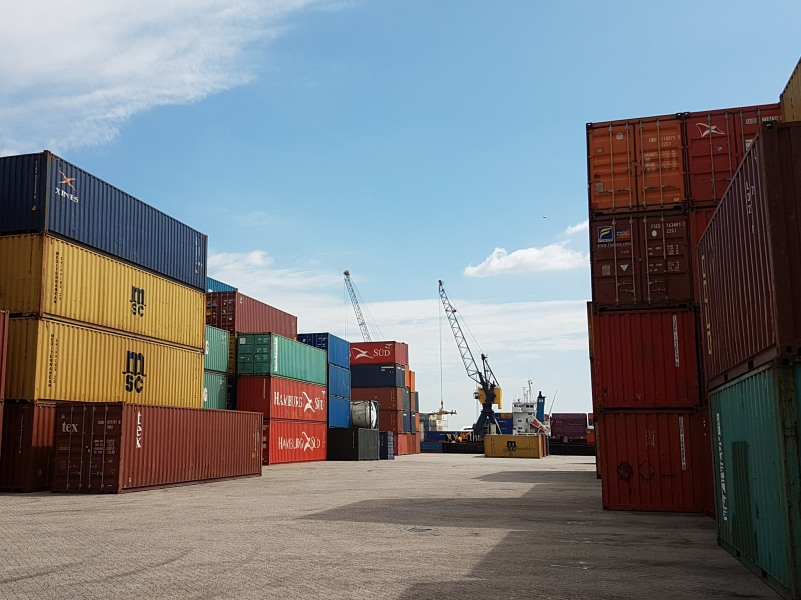 Wi-Fi trouble shooting for Container terminal, Rotterdam